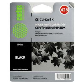 CS-CLI426BK струйный картридж Cactus CLI-426Bk | 4556B001, 8.2 мл, черный