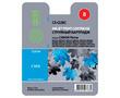 CS-CLI8C струйный картридж Cactus CLI-8C | 0621B024, 12 мл, голубой