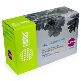 CLT-C609S | SU086A (Cactus) тонер картридж - 7000 стр, голубой