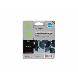 932 XL Black | CN053AE (Cactus) струйный картридж - 1000 стр, черный
