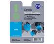 T0732 Cyan | C13T10524A10 (Cactus) струйный картридж - 11,4 мл, голубой