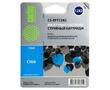 Cactus CS-EPT1282 совместимый струйный картридж аналог Epson C13T12824011 голубой ресурс 7 мл.