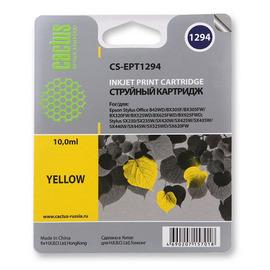 T1294 Yellow | C13T12944012 (Cactus) струйный картридж - 10 мл, желтый