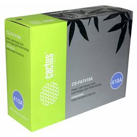 Cactus CS-FAT410A совместимый тонер картридж аналог Panasonic KX-FAT410A7 черный ресурс 2500 страниц