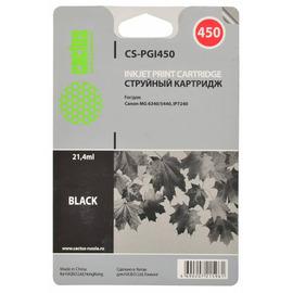 PGI-450Bk | 6499B001 (Cactus) струйный картридж - 21,4 мл, черный