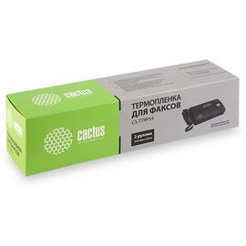 Cactus CS-TTRP54 факсовая плёнка аналог Panasonic KX-FA54A7 черный