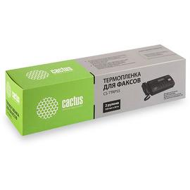 Cactus CS-TTRP55 факсовая плёнка аналог Panasonic KX-FA55A7 черный