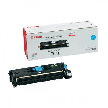 Canon 701LC | 9290A003 оригинальный лазерный картридж - голубой, 2000 стр