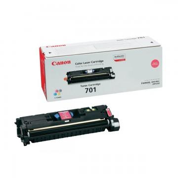 Canon 701M | 9285A003 оригинальный лазерный картридж - пурпурный, 4000 стр