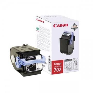 Canon 702Bk | 9645A004 оригинальный лазерный картридж - черный, 10000 стр