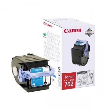 Canon 702C | 9644A004 оригинальный лазерный картридж - голубой, 6000 стр