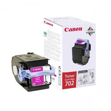 Canon 702M | 9643A004 оригинальный лазерный картридж - пурпурный, 6000 стр