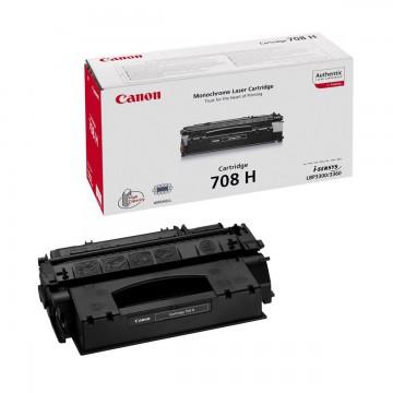 Canon 708H | 0917B002 оригинальный лазерный картридж - черный, 6000 стр