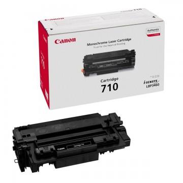 Canon 710 | 0985B001 оригинальный лазерный картридж - черный, 6000 стр