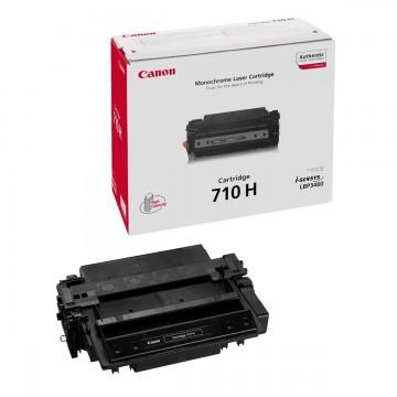 Canon 710H   0986B001 оригинальный лазерный картридж - черный, 12000 стр