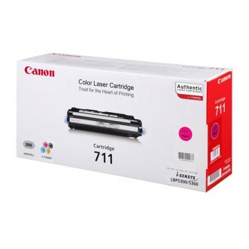Canon 711M | 1658B002 оригинальный лазерный картридж - пурпурный, 6000 стр
