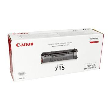 715 | 1975B002 лазерный картридж Canon, 3000 стр., черный
