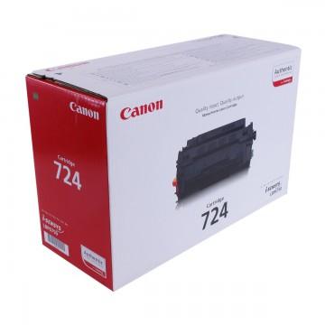 Canon 724 | 3481B002 оригинальный лазерный картридж - черный, 6000 стр
