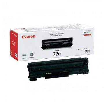 Canon 726 | 3483B002 оригинальный лазерный картридж - черный, 2100 стр