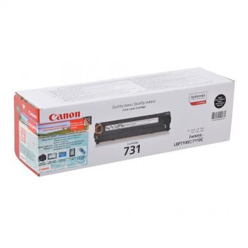 Canon 731Bk | 6272B002 оригинальный лазерный картридж - черный, 1600 стр