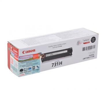 Canon 731HBk | 6273B002 оригинальный лазерный картридж - черный, 2400 стр