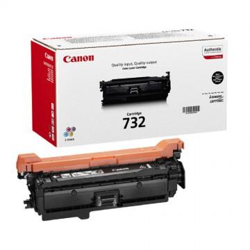 Canon 732Bk | 6263B002 оригинальный лазерный картридж - черный, 6100 стр