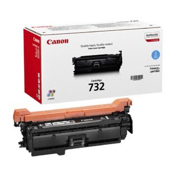 Canon 732C | 6262B002 оригинальный лазерный картридж - голубой, 6400 стр