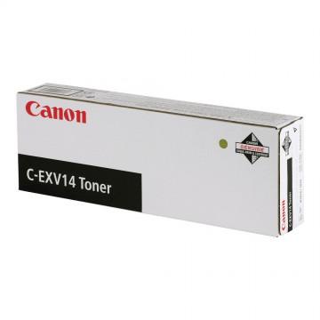C-EXV14 оригинальный лазерный тонер картридж Canon черный, ресурс печати - 8300 страниц