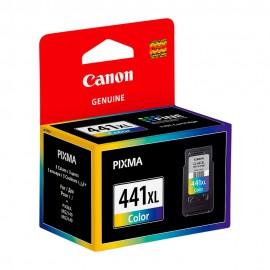 CL 441XL оригинальный струйный картридж Canon цветной-увеличенный, ресурс печати - 400 страниц