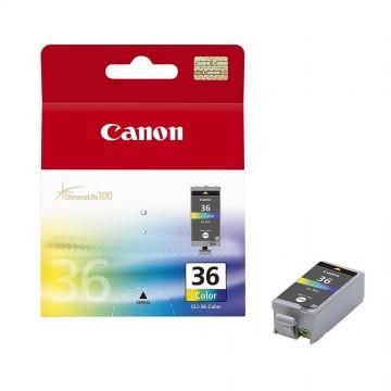 CLI 36 Multipack оригинальный струйный картридж Canon 4 х цветный, ресурс печати - 150 страниц
