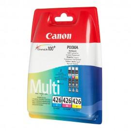 Уценка! CLI-426 Multipack | 4557B006 (Canon) струйный картридж - 500 стр, набор цветной