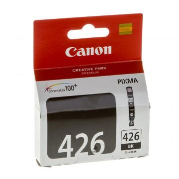 CLI 426Bk оригинальный струйный картридж Canon черный фото, ресурс печати - 535 страниц