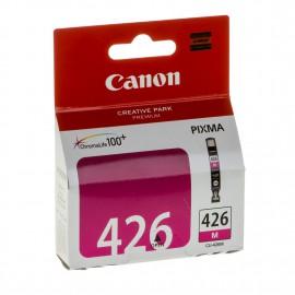 CLI 426M оригинальный струйный картридж Canon пурпурный, ресурс печати - 447 страниц