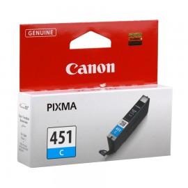 CLI-451C | 6524B001 струйный картридж Canon, 320 стр., голубой