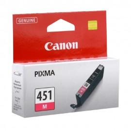 CLI-451M | 6525B001 струйный картридж Canon, 320 стр., пурпурный