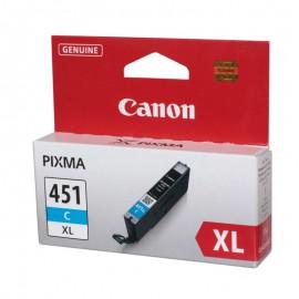 CLI-451XL C | 6473B001 струйный картридж Canon, 680 стр., голубой