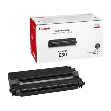 E 30 оригинальный лазерный картридж Canon черный, ресурс печати - 4000 страниц