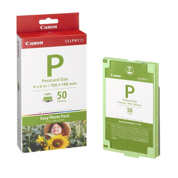 E P50 сублимационный картридж Canon / фото бумага