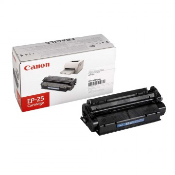 EP 25 оригинальный лазерный картридж Canon черный, ресурс печати - 2500 страниц
