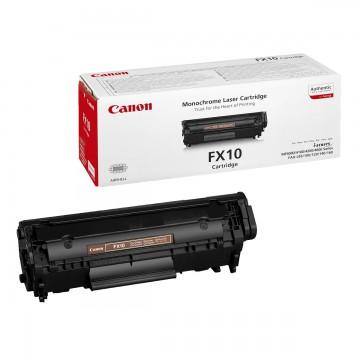 FX 10 оригинальный лазерный картридж Canon черный, ресурс печати - 2000 страниц