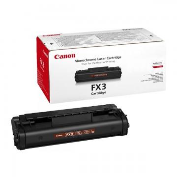 FX 3 оригинальный лазерный картридж Canon черный, ресурс печати - 2700 страниц