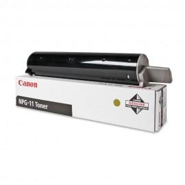 NPG 11 оригинальный лазерный тонер картридж Canon черный, ресурс печати - 5000 страниц