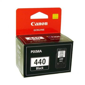 PG 440 оригинальный струйный картридж Canon черный, ресурс печати - 180 страниц