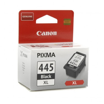 Canon PG-445XL | 8282B001 оригинальный струйный картридж - черный, 400 стр