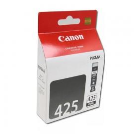 PGI 425Bk оригинальный струйный картридж Canon черный пигментный, ресурс печати - 344 страниц