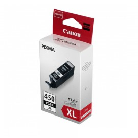 PGI 450Bk оригинальный струйный картридж Canon черный, ресурс печати - 300 страниц