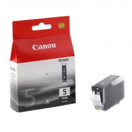 Уценка! PGI-5Bk | 0628B024 (Canon) струйный картридж - 360 стр, черный