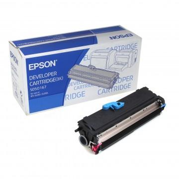 Epson EPL-6200 Black | C13S050167 оригинальный тонер картридж - черный, 3000 стр