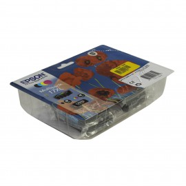 17XL Multipack | C13T17164A10 струйный картридж Epson, 450 стр., набор цветной + черный