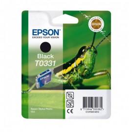 C13T03314010 T0331 Black струйный картридж Epson чёрный